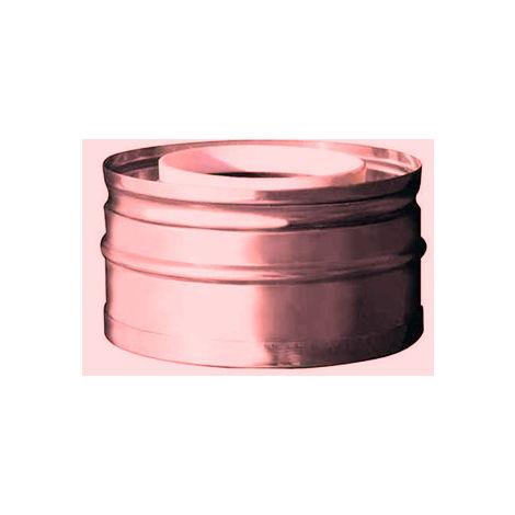 cuivre PPS plastique CONDUIT DN 080/100 couvercle fermé DP