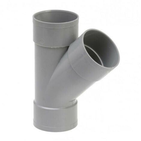 Culotte PVC 45° FF - plusieurs modèles disponibles