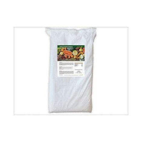 CULTIVERS Abono Ecológico para Frutales de 25 kg. Fertilizante de Origen 100% Orgánico y Vegano. Mayor Rendimiento