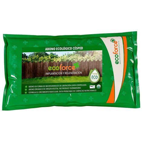CULTIVERS Abono - Fertilizante Ecológico de 1,5 Kg Especial Césped