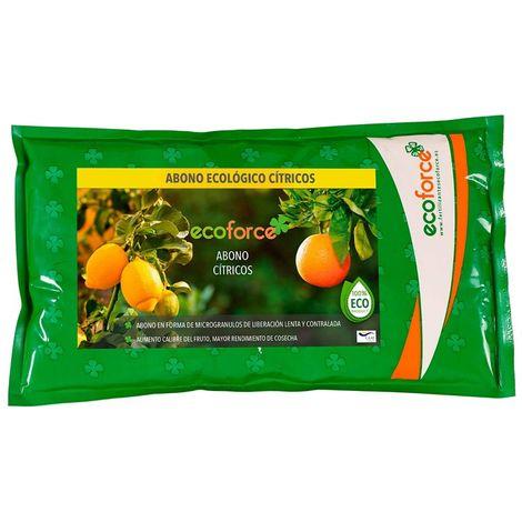 CULTIVERS Abono - Fertilizante Ecológico de 1,5 Kg Especial Cítricos
