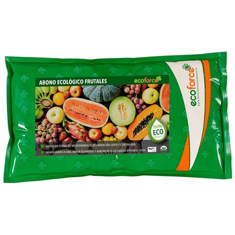 CULTIVERS Abono - Fertilizante Ecológico de 1,5 Kg Especial Frutales