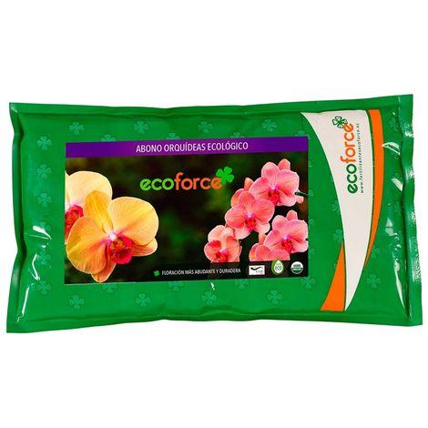 CULTIVERS Abono - Fertilizante Ecológico de 1,5 Kg Especial Orquídeas