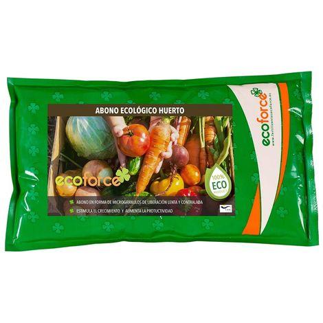 CULTIVERS Abono - Fertilizante Ecológico de 1,5 Kg Especial para el Huerto