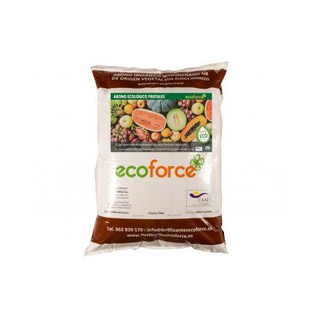 CULTIVERS Abono - Fertilizante Ecológico de 25 Kg Especial Frutales