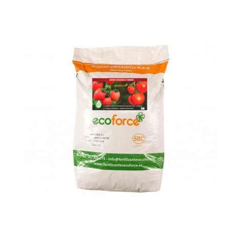 CULTIVERS Abono - Fertilizante Ecológico de 25 Kg Especial para el Tomate