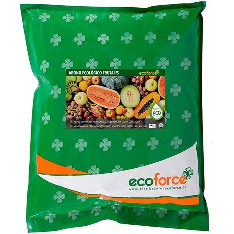 CULTIVERS Abono - Fertilizante Ecológico de 5 Kg Especial Frutales