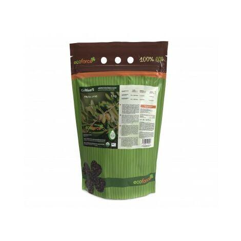 CULTIVERS Abono - Fertilizante Ecológico de 5 Kg Especial Olivo y Plantas Mediterráneas