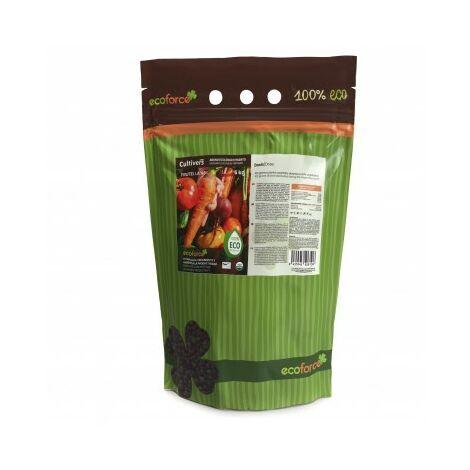 CULTIVERS Abono - Fertilizante Ecológico de 5 Kg Especial para el Huerto