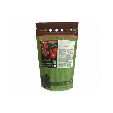 CULTIVERS Abono - Fertilizante Ecológico de 5 Kg Especial para el Tomate