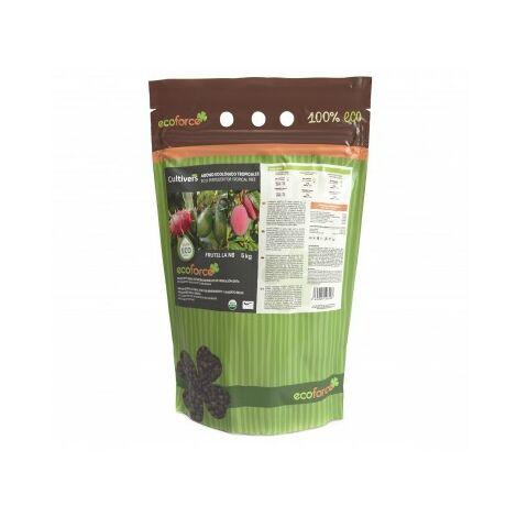 CULTIVERS Abono - Fertilizante ecológico de 5 kg Especial Tropicales para Aguacate, Mango, Litchi, Pitahaya, Papaya y Guayaba