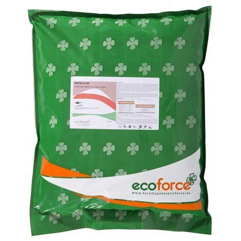 CULTIVERS Abono - Fertilizante Ecológico Universal para Césped de 5 kg, Liberación Lenta. Potencia el Crecimiento. FRUTELLA