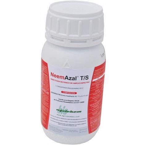 CULTIVERS Aceite de Neem de 250 ml para Plantas súper Concentrado (Azadiractina al 1%) Insecticida Ecológico. 250 ml