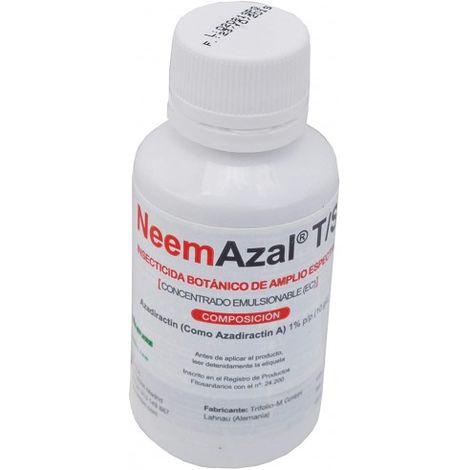 CULTIVERS Aceite de Neem para Plantas súper Concentrado (Azadiractina al 1%) Insecticida Ecológico. 30 ml