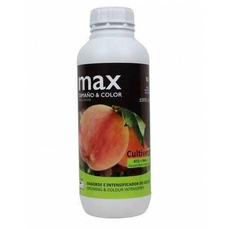CULTIVERS COTA Eco 1 L. Estimulante para Mejorar la Calidad del Fruto Libre de hormonas sintéticas. Productol para el cuajado