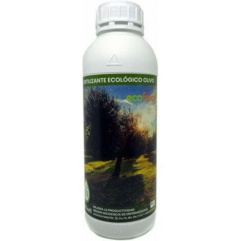 CULTIVERS Fertilizante Ecológico para Olivo Líquido de 1 L