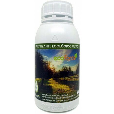 CULTIVERS Fertilizante Ecológico para Olivo Líquido de 500 ml