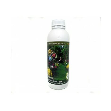 CULTIVERS Fertilizante Ecológico Universal Líquido de 1L. Abono 100% Orgánico y Natural