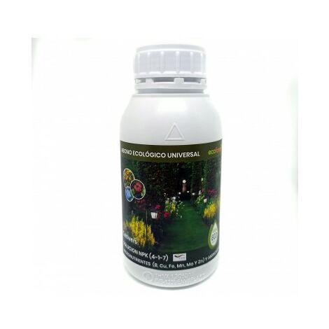 CULTIVERS Fertilizante Ecológico Universal Líquido de 500 ml. Abono 100% Orgánico y Natural