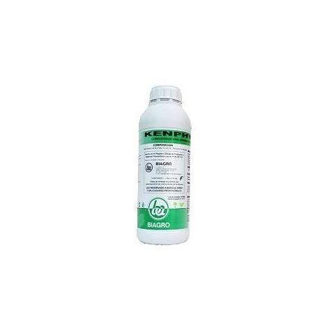 CULTIVERS Kenphyr, Piretrinas Naturales insecticida ecológico de 1 L. Apto para el Control de la Mosca Blanca, Trips, pulgones