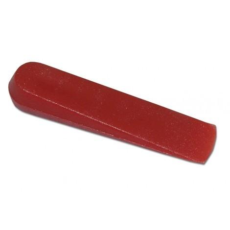 CuÑa alb. 5mm para alicatado rubi 500 pz