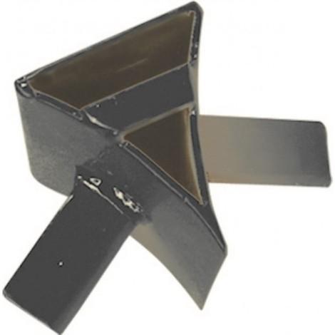 CuÑa astilladora 5t corte cruz natuur nt117048