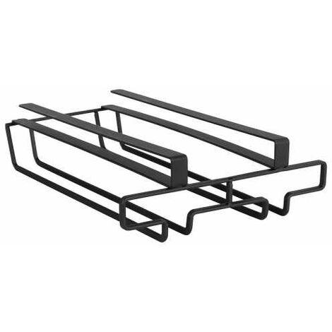 Cupboard fitting glass holder WENKO