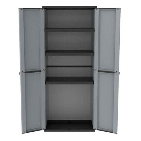 Cupboard with shelves EDM JLINE268