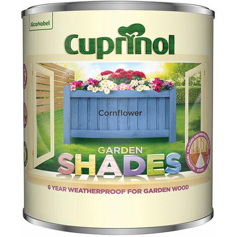 Cuprinol 5316975 Garden Shades Cornflower 1 Litre