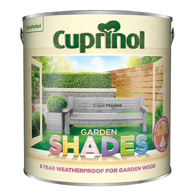 Image of 5316989 Garden Shades Cool Marble 2.5 litre - Cuprinol