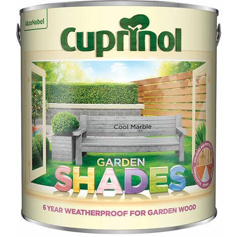 Cuprinol 5316989 Garden Shades Cool Marble 2.5 Litre