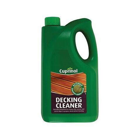 Cuprinol CUPDC25L Decking Cleaner 2.5 Litre