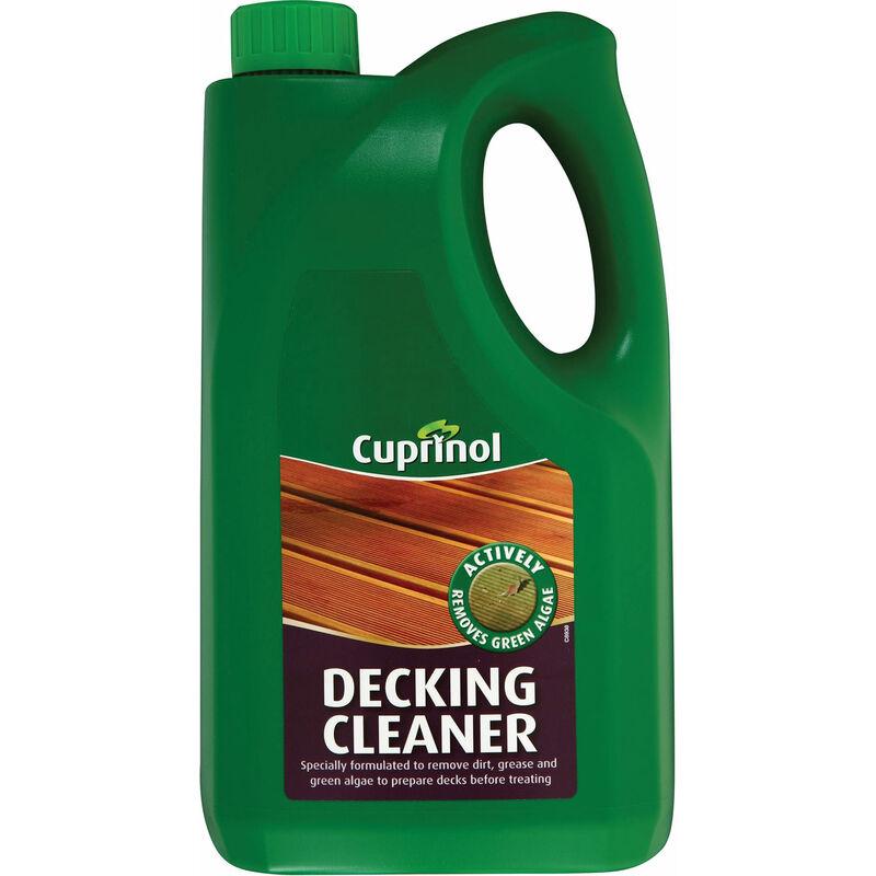 Image of 5083456 Decking Cleaner 2.5 litre - Cuprinol