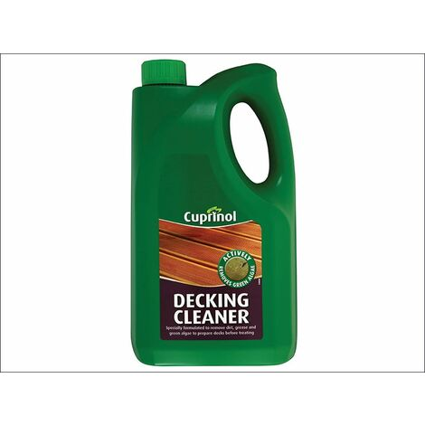 Decking Cleaner 2,5 Litre (CUPDC25L)