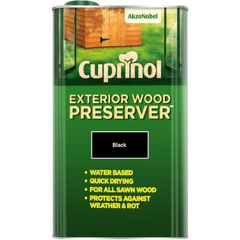 Cuprinol Exterior Wood Preserver (Bp) 5L (choose colour)