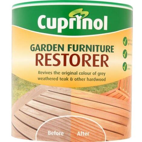 "main image of ""Cuprinol Garden Furniture Restorer 1L - Default Title"""