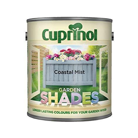 Cuprinol Garden Shades Coastal Mist 5 Litre