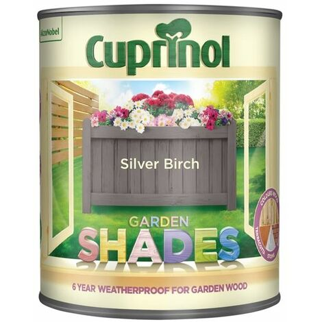 Cuprinol Garden Shades 1L (select colour)