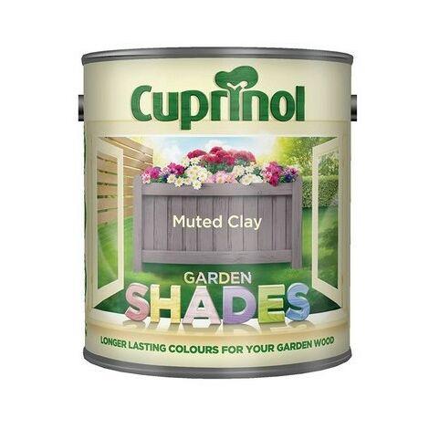 Cuprinol Garden Shades 2.5L (choose colour)