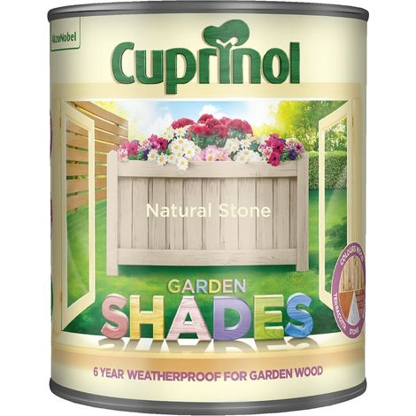 Cuprinol Garden Shades 2.5L (select colour)