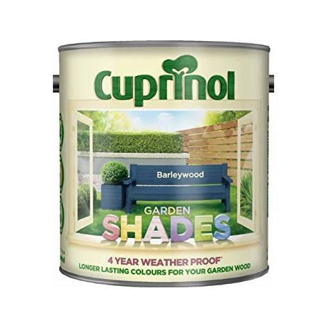 Cuprinol Garden Shades 5L (select colour)
