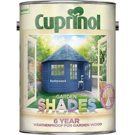 Cuprinol Garden Shades 5L (select colour)