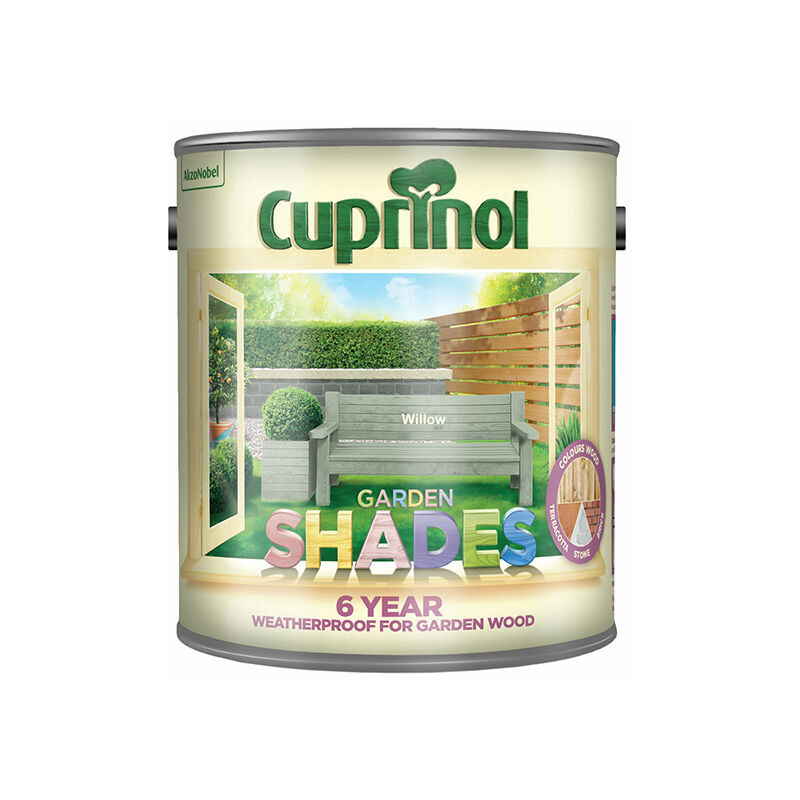 Image of 5083484 Garden Shades Willow 2.5 Litre - Cuprinol