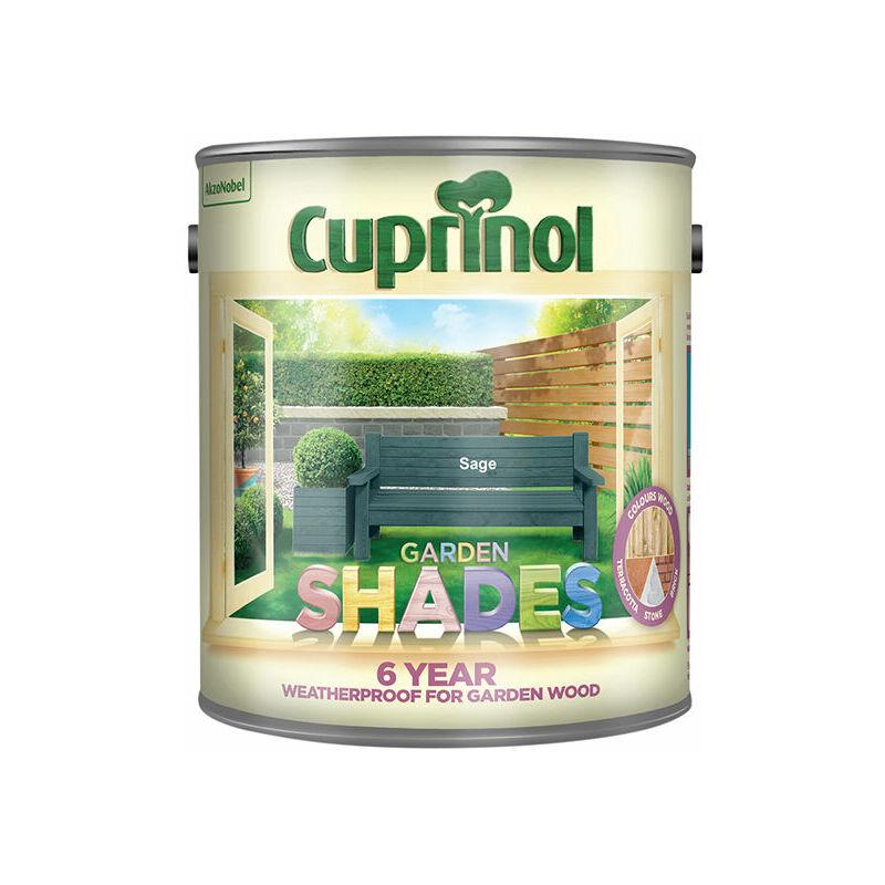 Image of 5083479 Garden Shades Sage 2.5 Litre - Cuprinol