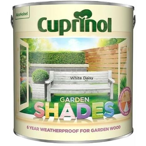 """main image of """"Cuprinol Garden Shades Paint for Furniture, Fence Panels & Sheds"""""""