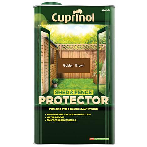 Cuprinol Shed & Fence Protector 5L (choose colour)