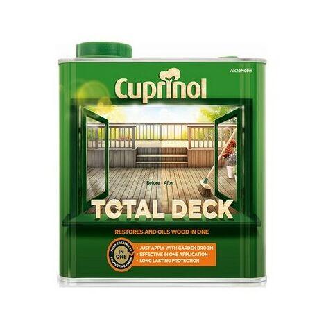 Cuprinol Total Deck (select size)