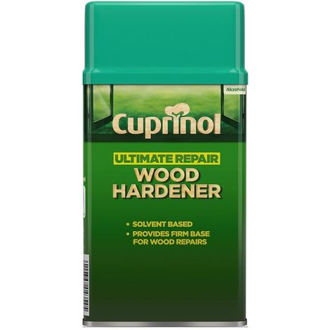 Cuprinol Ultimate Repair Wood Hardener - 500ml