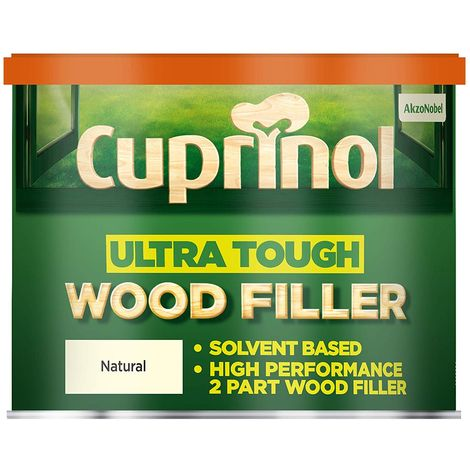 Cuprinol Ultra Tough Wood Filler 750gr (select colour)