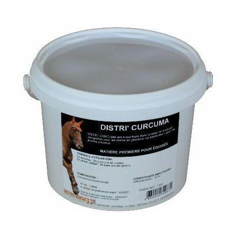 Curcuma pour Cheval - Digestif Cheval - Contenance: 2.5 kg
